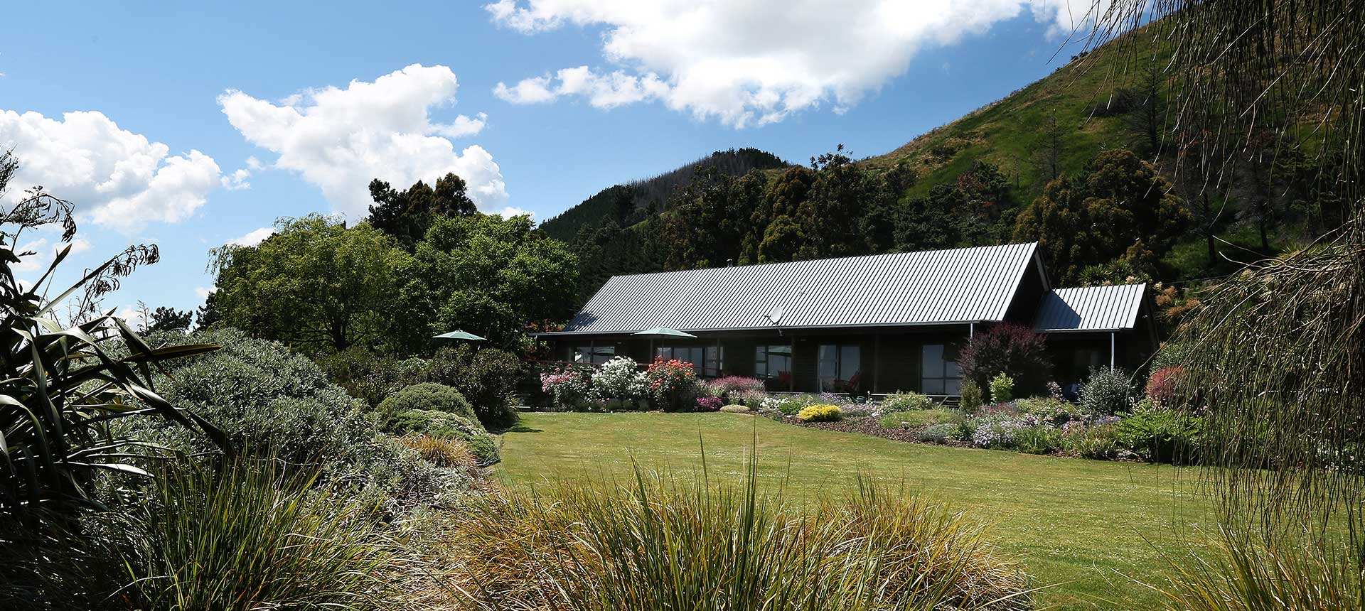 Fly Fishing Lodge Accommodation South Island New Zealand
