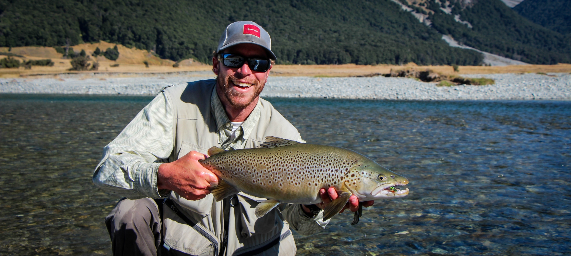 Book your fly fishing trip to New Zealand