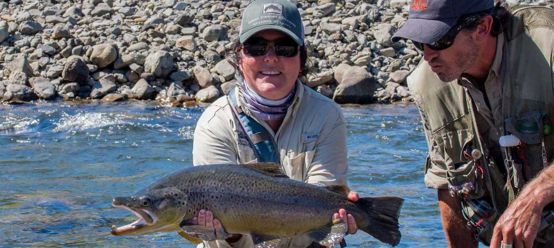 Guided Fly Fishing Tours NZ